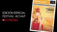 edición especial festival achap 2017 la tercera